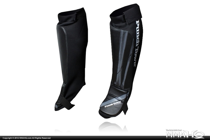 PunchTown Fracture Kruris MKII Shin Guards